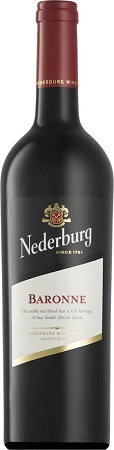 Nederburg Baronne 750ml Carton of 6