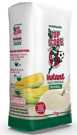 Top Score Porridge Original 1kg