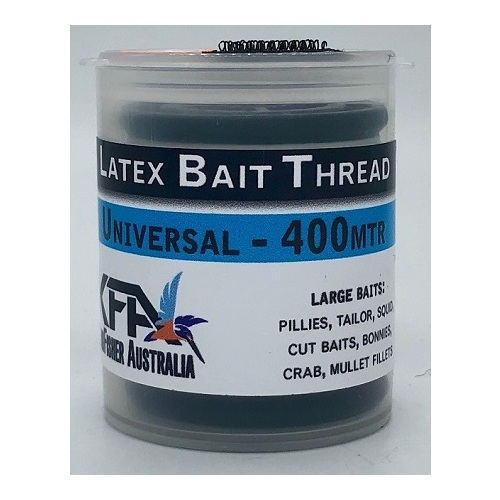 Latex Bait Thread 400m - Universal