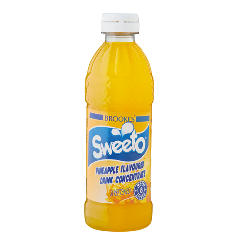 Brookes Sweeto Pineapple Concentrate 200ml