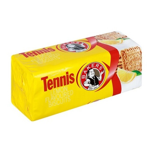 Bakers Tennis Lemon Biscuits 200g