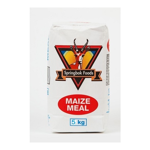 Springbok Maize Meal 5kg