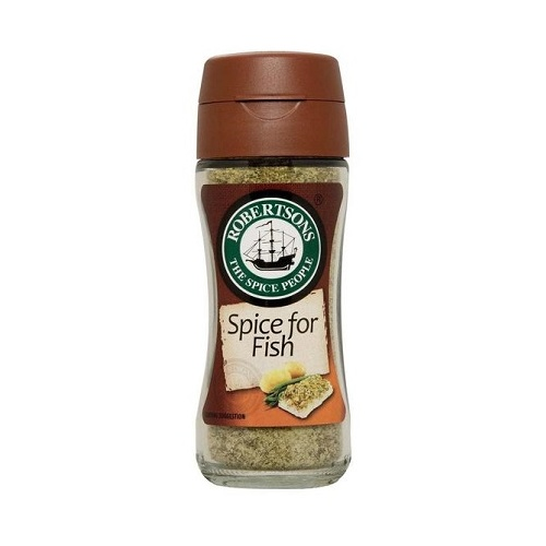 Robertsons Spice for Fish 100g