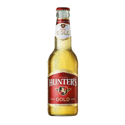Hunters Gold 330ml Bottle