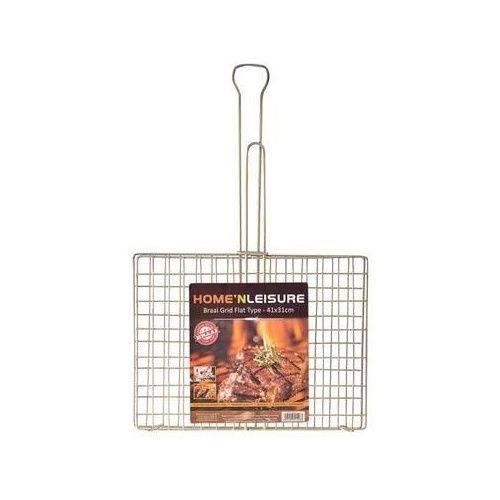 Braai Grid Rectangle 41 x 31cm
