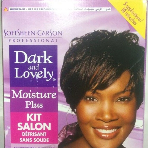 Dark & Lovely Salon Relaxer Kit