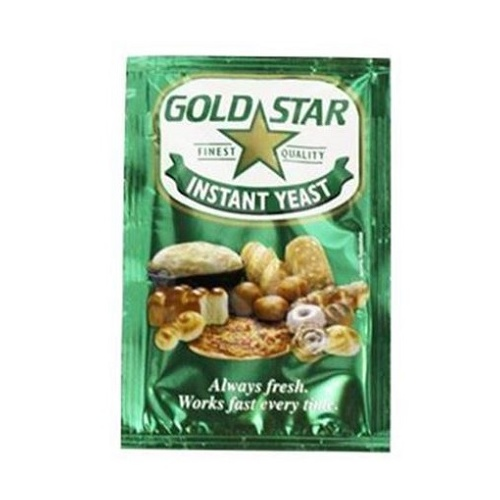 Gold Star Yeast 10g sachet