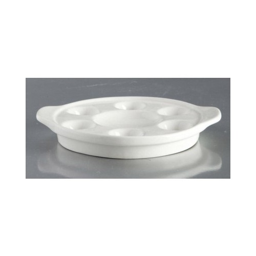 Continental China Snail Dishes