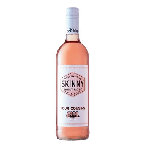 Four Cousins Skinny Sweet Rose 750ml