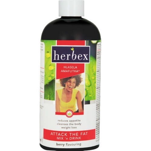 Herbex Attack The Fat Berry 400ml