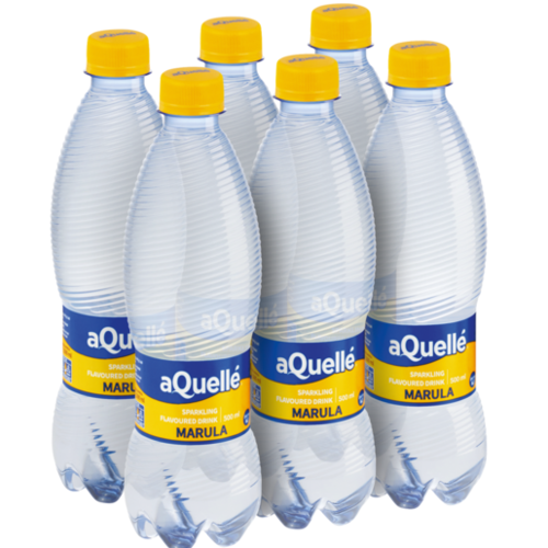 Aquella - Flavoured Water Marula 500ml Carton of 6