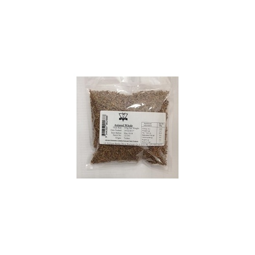 Aniseed Whole 100g