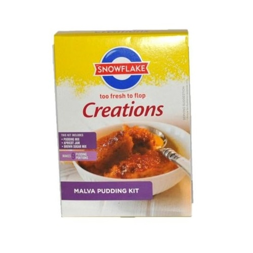 Snowflake Creations Malva Pudding 400g