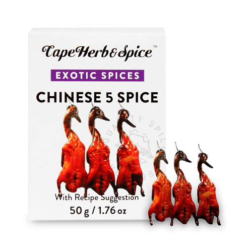 Cape Herb Spice Chinese 5 Spice 50g